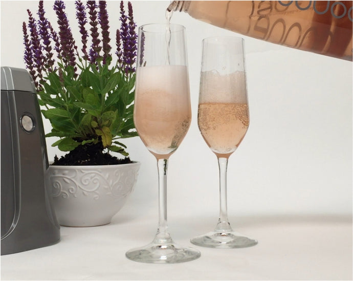Create Quality Sparkling Wine in Minutes