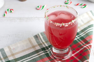 A Christmas Cocktail with a Special Sweetener!