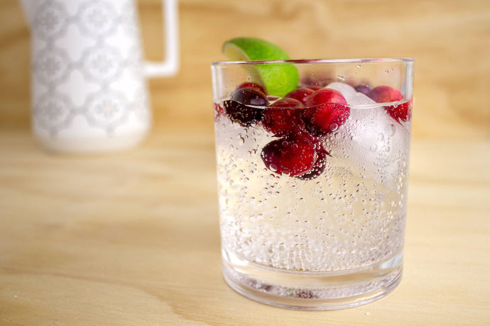 Sugar-Free Cranberry Ginger Ale