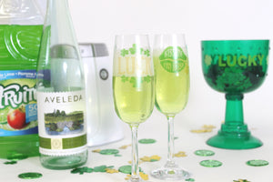 Go Beyond Green Beer with a Shamrock Spritzer!