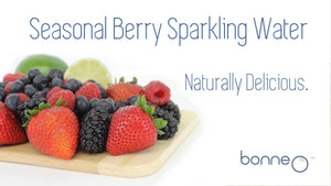 Seasonal Berry Sparkling Water