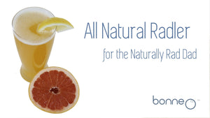 The All Natural Radler for Summertime Sipping