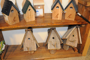 bluebird-and-wren-houses