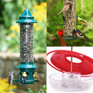 three-maintenance-free-bird-feeders