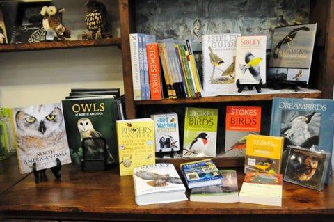 birding-books-and-field-guides