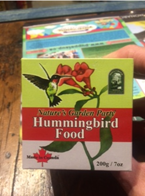 hummingbird-food