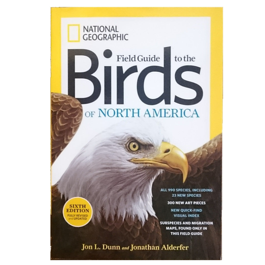 Field Guide to Birds of North America