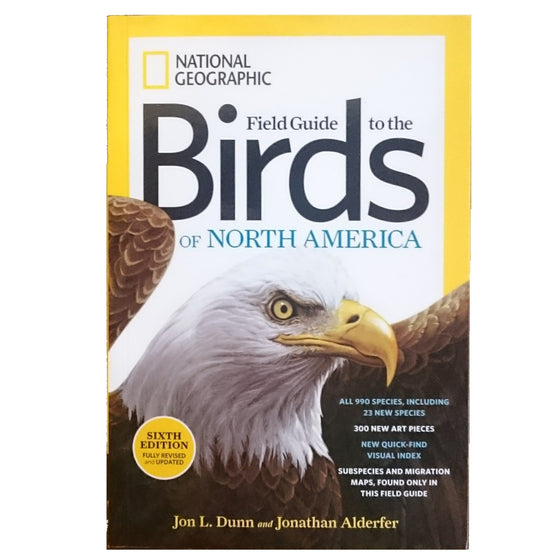 Field-Guide-to-Birds-of-North-America
