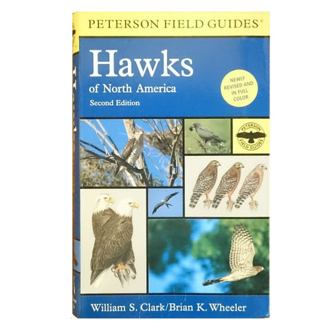 Hawks from North America 2nd Edition
