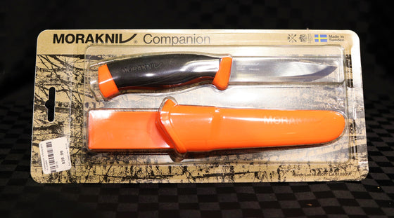 Morakni Companion outdoor knife.