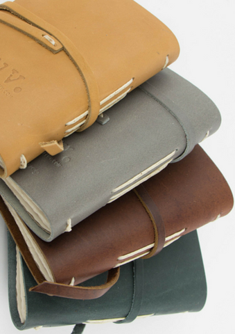 Top quality leather goods made in the USA