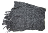 100% acrylic wool knitted scarf by Peruvian Trading Co., perfect to keep you warm during the winter.