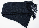 knitted with 100% acrylic wool by Peruvian Trading Co. this scarf is a modern way to stay warm