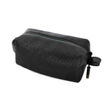 100% reclaimed materials toiletries bag by Alchemy Goods, simple, durable way to keep your toiletries in place