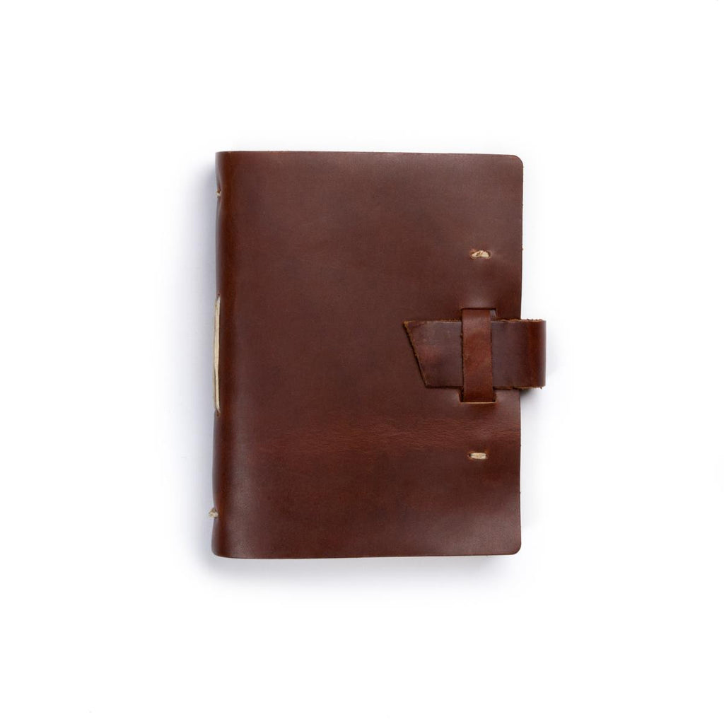 Buckle Leather Journal