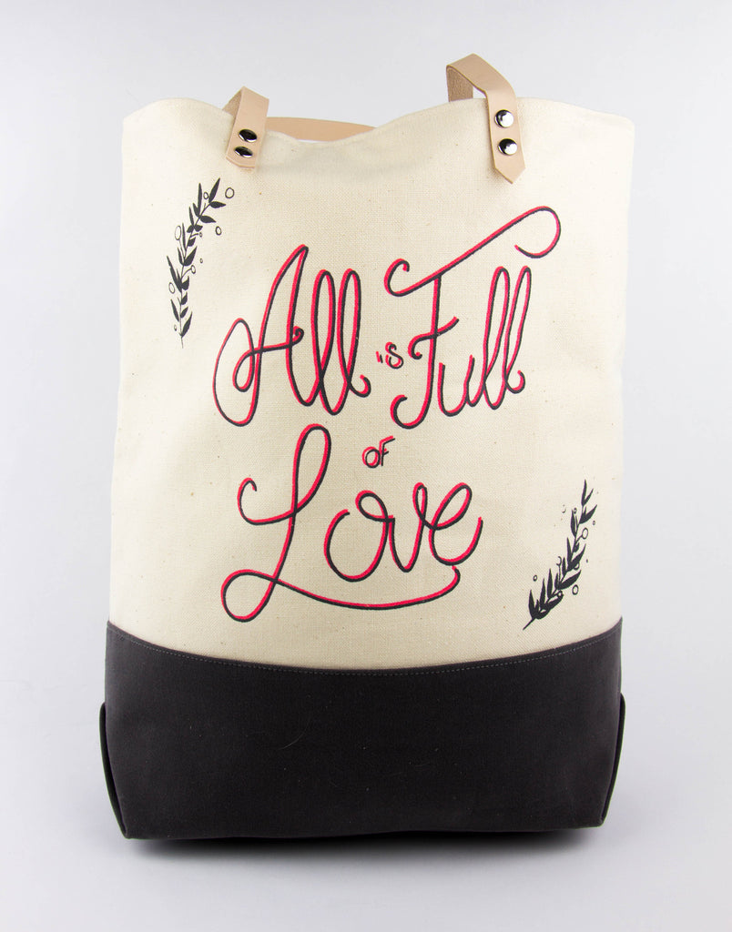 Full of Luv Tote Bag