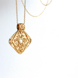 Luv. Talisman Necklace