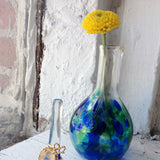 Blue + Green Global Luv. Vase