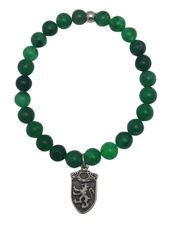 Mens Green Jade Bracelet - Game of Thrones