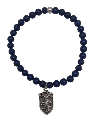 Mens Lapis Lazuli Bracelet - Game of Thrones