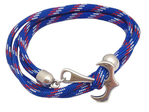 Men's Wrap It Around Evil Eye Bracelet