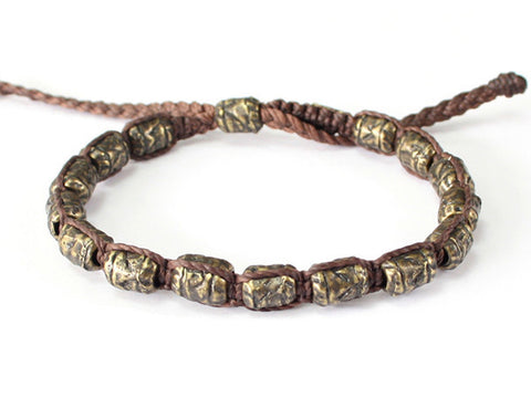 Men's Rad Bracelet - Brown