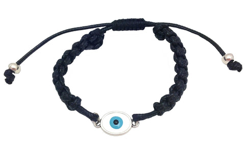 Men's Star Bracelet - Dark Denim
