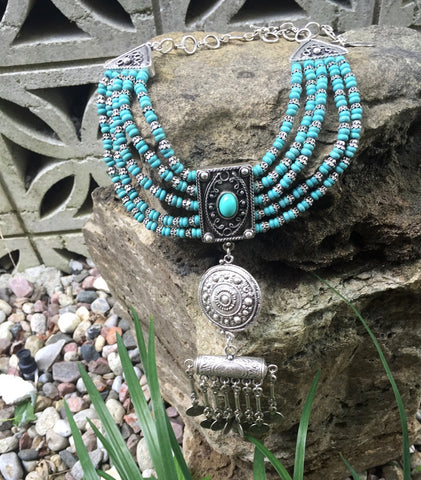 Turquoise Dreams Necklace