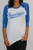 "Sneakhype ""Royal"" Raglan"