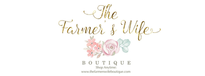The Farmer's Wife Boutique offers the latest trends in Women's & Children's Apparel along with items to fit your everyday lifestyle!