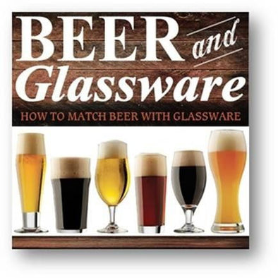 How to Match a Craft Beer With the Correct Beer Glass