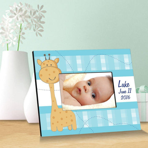 Personalized Children's Frames - Baby Giraffe -  - Frames - AGiftPersonalized