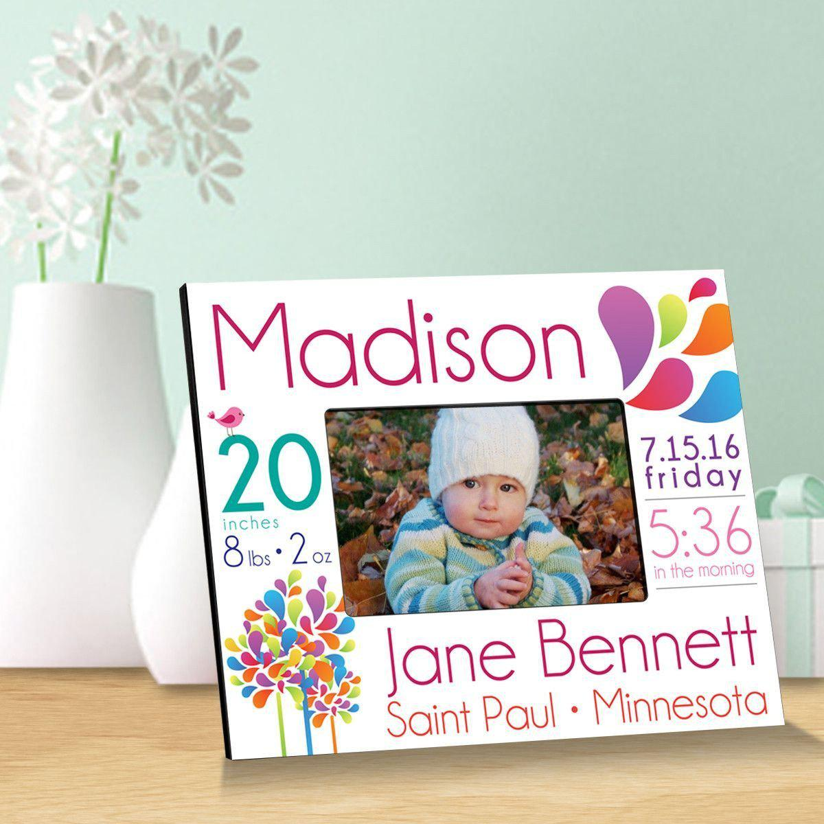 Personalized-Baby-Announcement-Picture-Frame