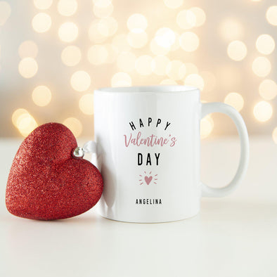 Personalized You + Me Valentine's Day Mugs -  - Qualtry