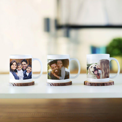 Personalized Photo Mugs -  - Qualtry