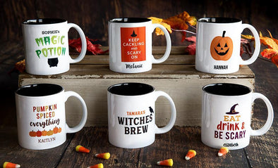 Personalized Mugs - Halloween -  - Qualtry