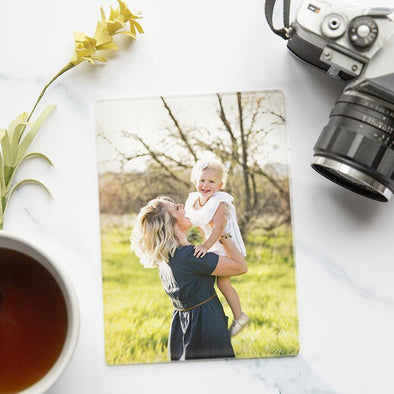 Personalized Glass Photo Prints -  - JDS