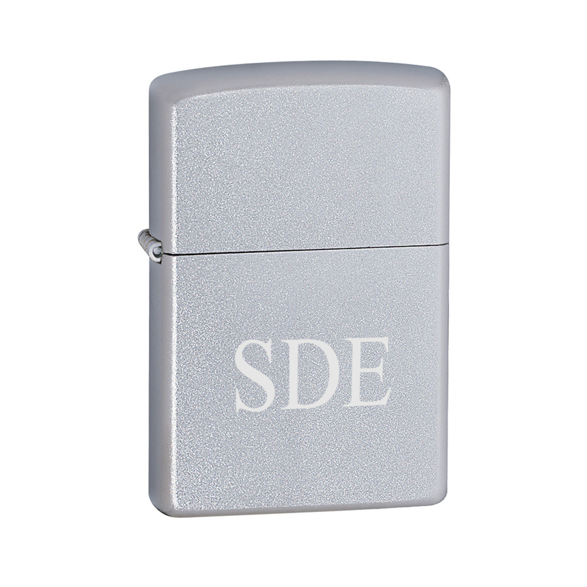 Personalized-Lighters-Zippo-Satin-Chrome