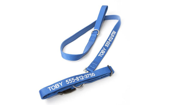 Personalized Dog Leash -  - Qualtry