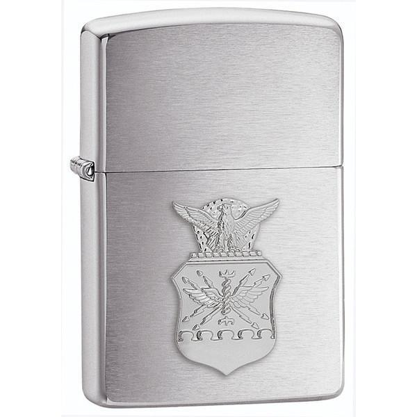 Personalized-Zippo-Lighter-Air-Force-Army-Emblem-Marines-Emblem-Navy
