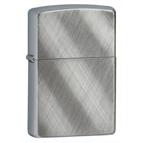 Personalized Lighters - Zippo - Diagonal Weave - Executive Gifts -  - Zippo Lighters & Gifts - AGiftPersonalized