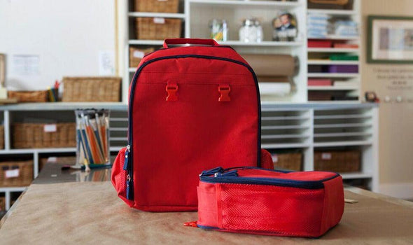 Personalized Lunch Bag and Backpack Combination -  - Qualtry