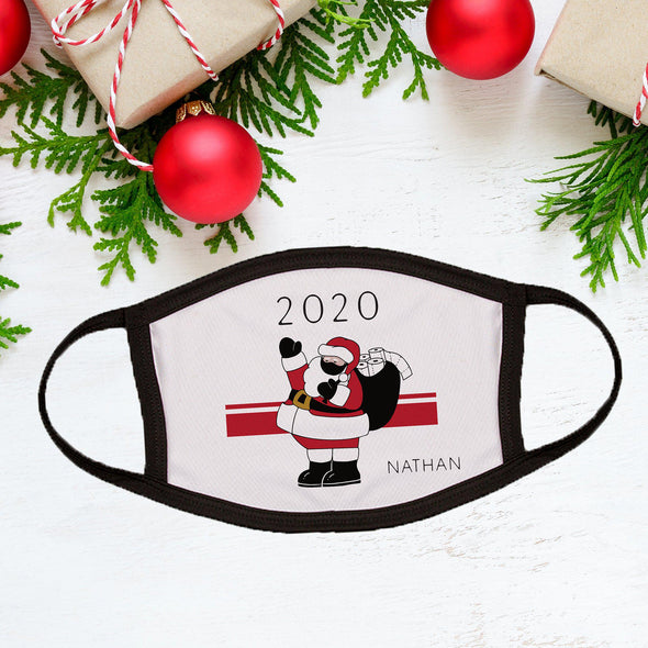 Personalized 2020 Christmas Face Coverings -  - Qualtry