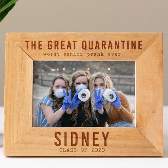 Personalized Graduation 2020 Photo Frames -  - Qualtry