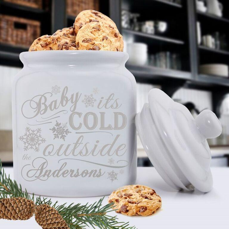 Personalized-Holiday-Cookie-Jars-Baby-its-Cold