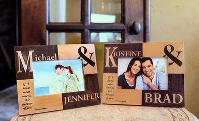 Personalized Love Photo Frames -  - Qualtry
