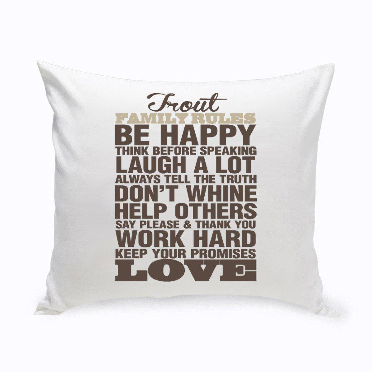 Personalized-Rustic-Family-Rules-Throw-Pillow