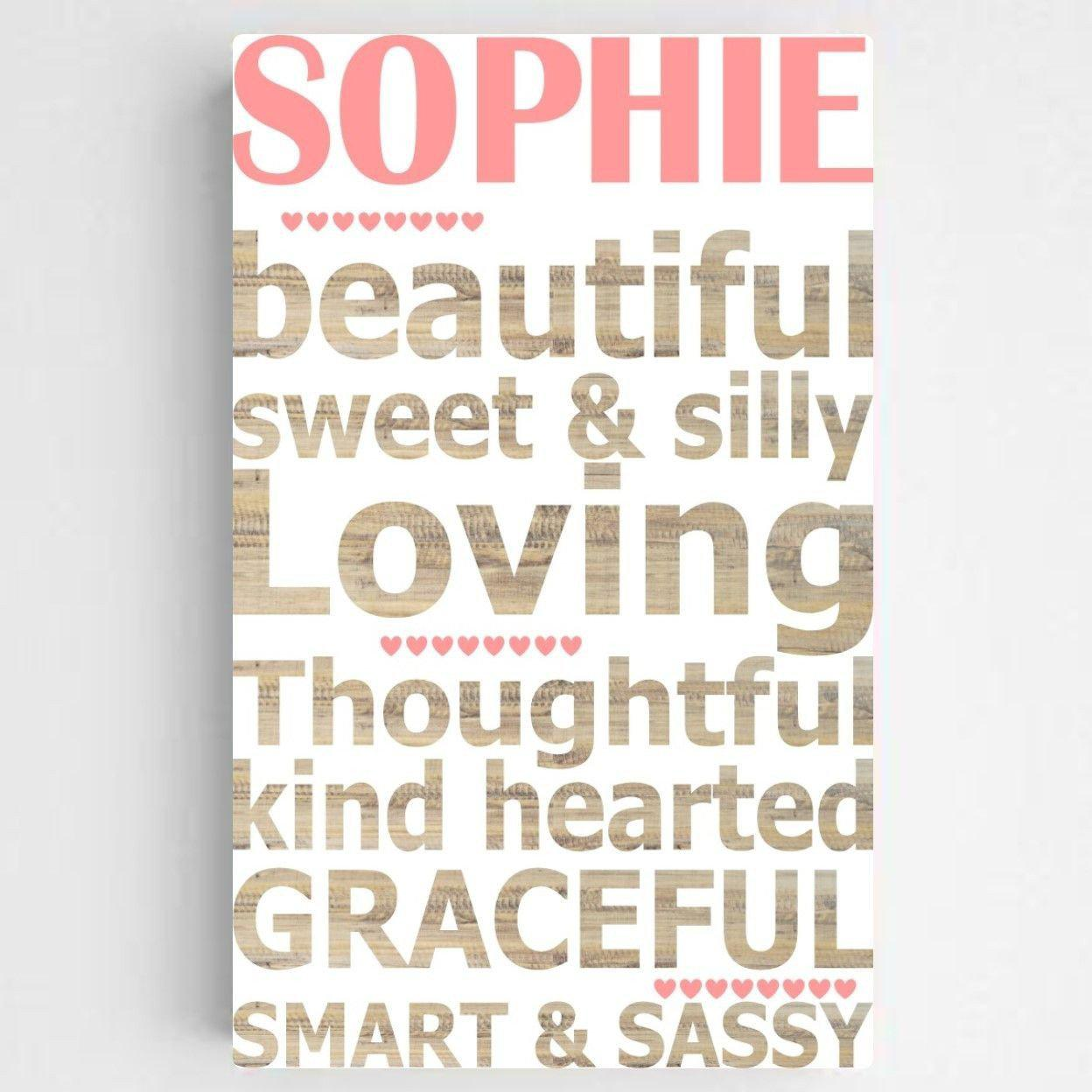 Personalized-Kids-Definition-Canvas-Sign