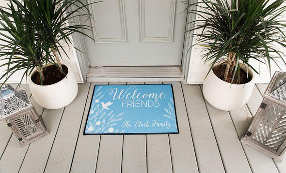Personalized Door Mats -  - Qualtry