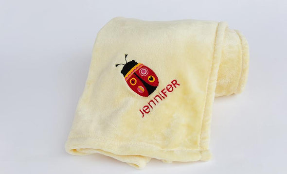 Personalized Baby Blankets -  - Qualtry